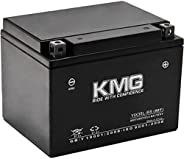 YIX30L-BS Battery Compatible with Harley-Davidson 1450 FL, FLH Series (Touring) 1999 Sealed Maintenance Free 1