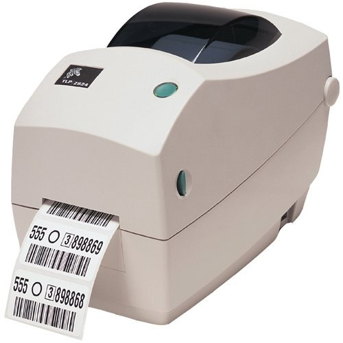Zebra Technologies Corporation Zebra Tlp 2824 Plus Thermal Label Printer - Monochrome - 4 In/s Mono - 203 Dpi - Usb - Fast Etherne by Zebra Technologies