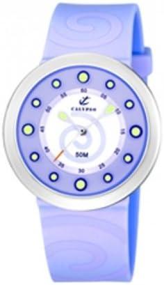 Reloj Calypso de mujer modelo K6051/3 color lila