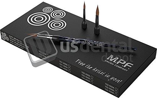 MPF - Optimum Spring 3-in-1 Brush Kit- Midnight Blue ( mens line ) Mf 116501 Us Dental Depot