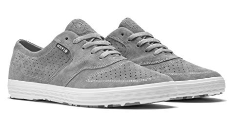HUF Men's Liberty Athletic Shoe GRAY/BONE Y547otw3Qs