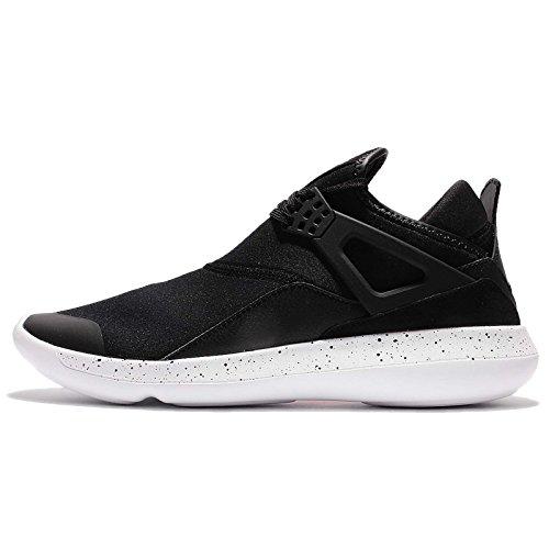 Jordan Heren Vliegen 89 Fashion Sneakers Zwart / Wit / Zwart