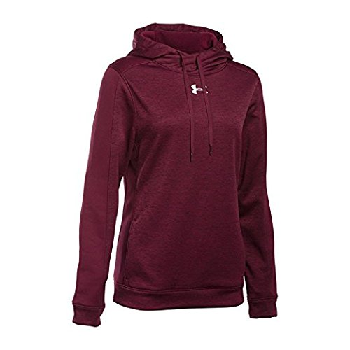 Under Armour Femme Fantaisie Armour Polaire (Bordeaux)