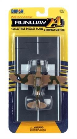 (Daron Worldwide Trading Runway24 P40 Flying Tigers Vehicle)
