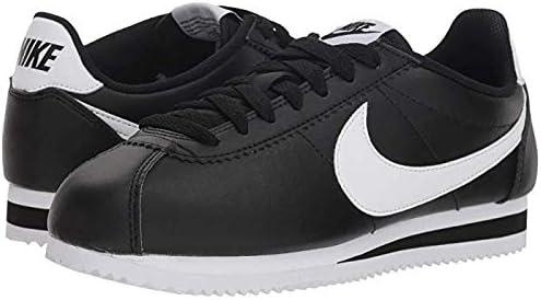 Nike Classic Cortez Nylon 457226 Basse pour femme, Noir
