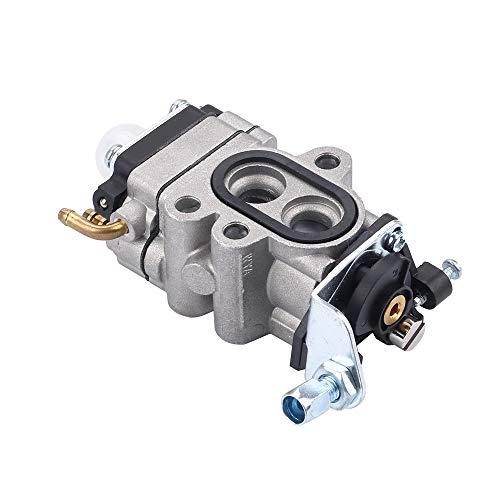 Carburetor for RedMax 130BT 530BT Husqvarna Backpack Blower EBZ3050RH EBZ3000RHCA # 504116101 with Gasket Fuel Line Filter Grommet Parts Kit