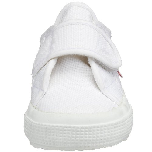 Superga 2750 Bevel,  Zapatillas Unisex Para Niños Blanco (White)