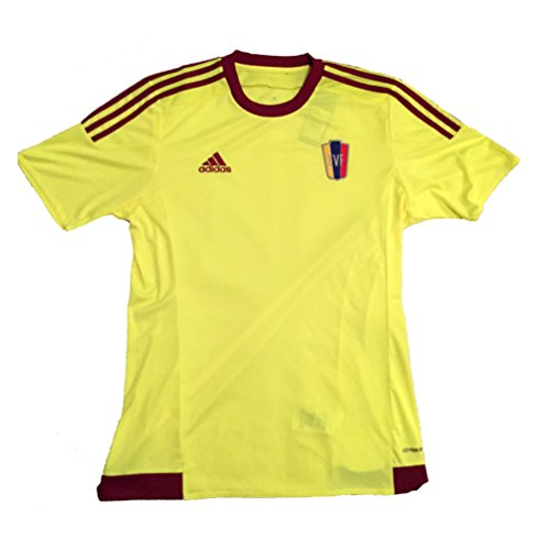 Venezuela Fvf Copa America 2015 Away Jersey