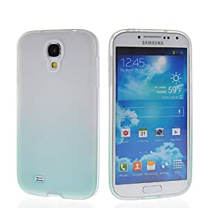 MOONCASE Gradient Flexible Soft Gel Tpu Silicone Skin Slim Back Case Cover For Samsung Galaxy S4 I9500