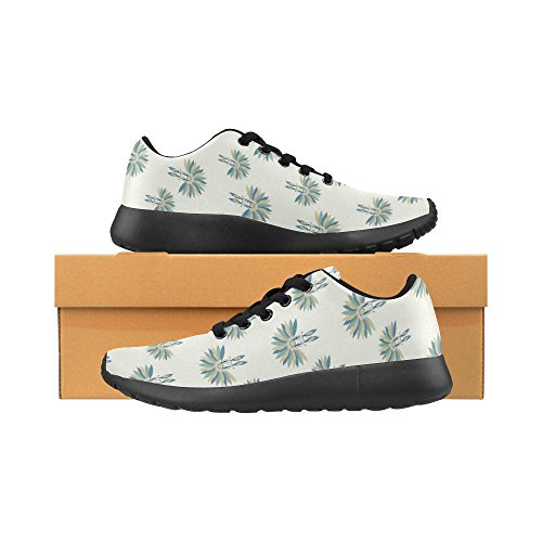 InterestPrint Womens Jogging Running Sneaker Lightweight Go Easy Walking Comfort Sports Athletic Shoes 2nIibo