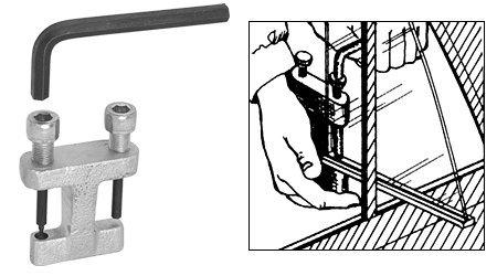 CRL Automotive Rivet Tool Assembly