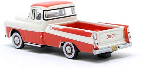 Oxford 87DP57001 Dodge D100 Sweptside Pick Up 1957 Tropical 1//87