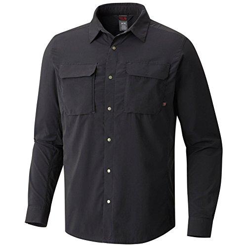Mountain Hardwear Mens Canyon Pro Long Sleeve Shirt