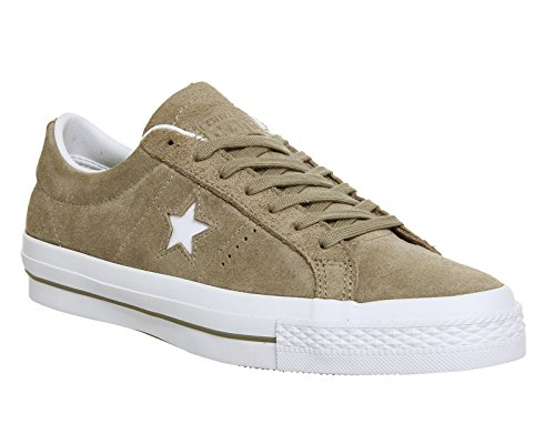 Star Sandy One white Suede Ox Chaussures Beige Converse H16 anqZ5FWIWx