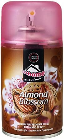 6 x At Home exclusive Almond Blossom Mandelblüte Nachfüller je 250 ml