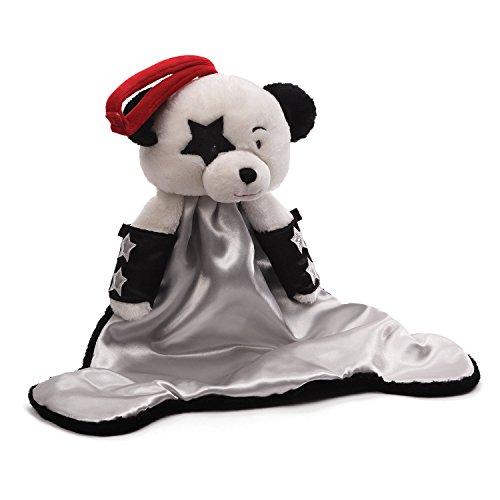 Gund Baby My First Kiss Star Child Baby Blanket, (Gene Simmons Kiss Makeup)
