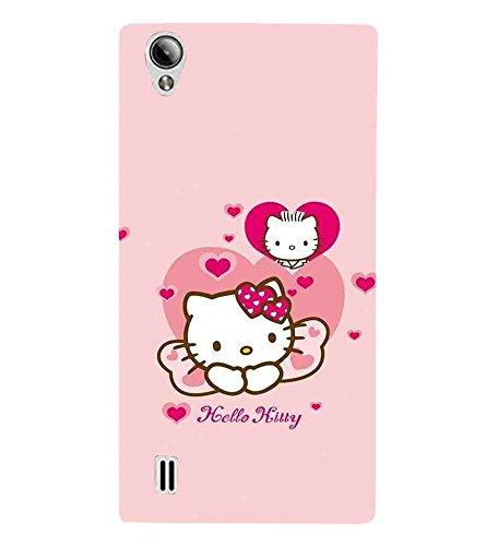 best website 457b8 987f0 For vivo Y15S : Vivo Y15 hello kitty Printed Designer: Amazon.in ...