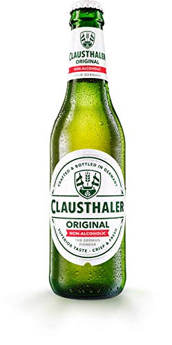 Clausthaler 'Original' Non-Alcoholic Beer Imported | 6 Pack