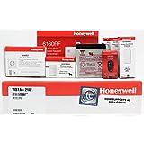 Honeywell Vista 21IP, 6160RF Keypad, (3) 5816WMWH, 5800PIR-RES, 5834-4, Battery and Siren Kit Package