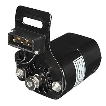 DyNamic Ca 220V 100W Motor Máquina De Coser 7000 Rpm 0.5 A Motor ...