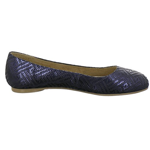 Tamaris - Bailarinas para mujer azul azul