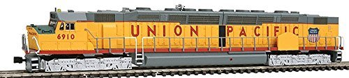 Dcc Union (Bachmann Industries EMD DD40AX Centennial Locomotive Union Pacific 6910 N Scale - DCC on Board [parallel import goods])