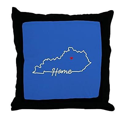 CafePress - Kentucky Home Lexington - Throw Pillow, Decorative Accent Pillow