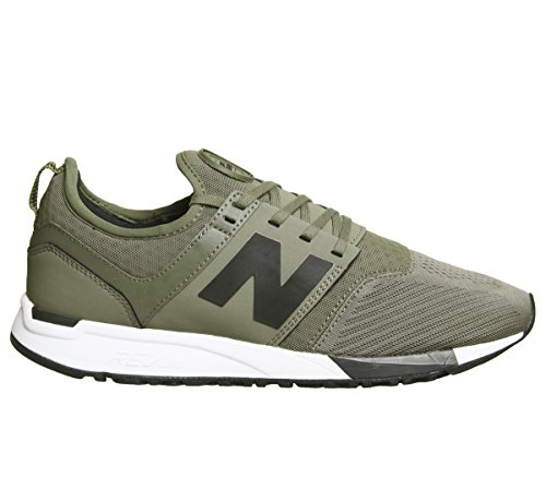 New Balance Womens Wrl247sa Olive Green how much CkcZg