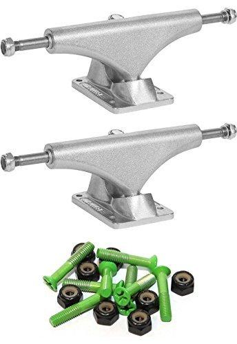 不良品熱帯のミスBulletスケートボード140 mmスケートボードトラックwith 1