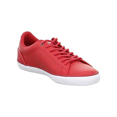 Lacoste Lerond 317 4 Cam Herren Sneaker Rot