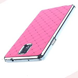 NEW All Over The Sky Star Pattern Full Body Case for Samsung Galaxy Note 3 (Assorted Colors) , Black