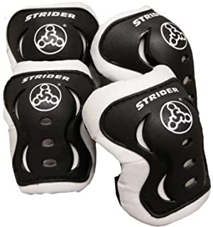XL Padded Seat for Size and Comfort Customization Black Strider