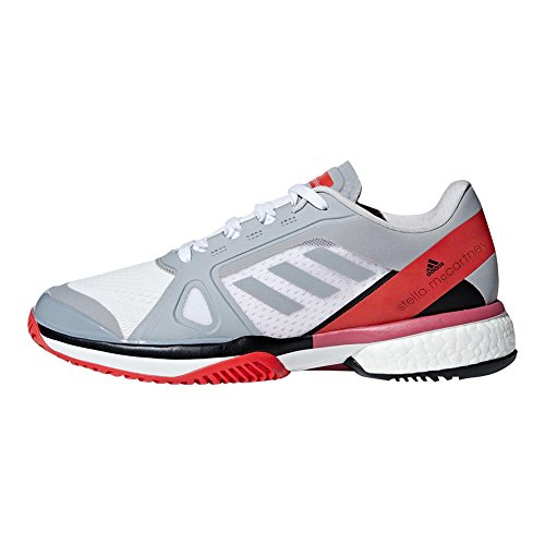 Boost Core Performance Mid ASMC Women's Red Grey adidas Tennis Shoe Grey Barricade Mid IwBxdP