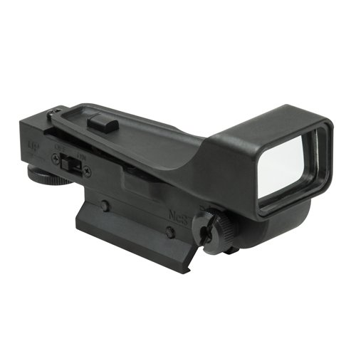 - NcSTAR NC Star DPV2, Aluminum Dot Sight/Red/Gen II, Black
