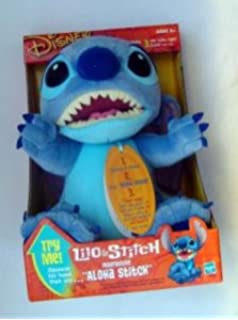 Disney Lilo & Stitch Interactive Talking Aloha Stitch