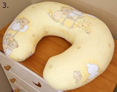 Breastfeeding Pillow/Matternity Back Support Baby Nursing Nest - Pattern 3 Baby Comfort