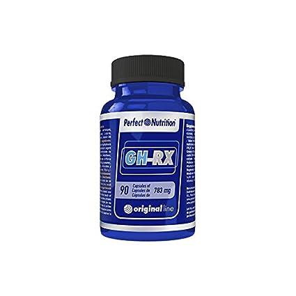 Perfect Nutrition GH-Relax, Suplementos para Deportistas - 90 Cápsulas