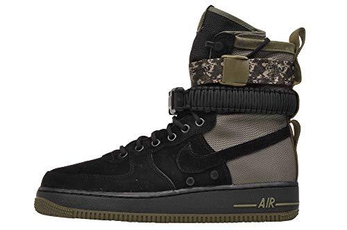 Nike Men's SF AF1 Casual Shoe 9 Black