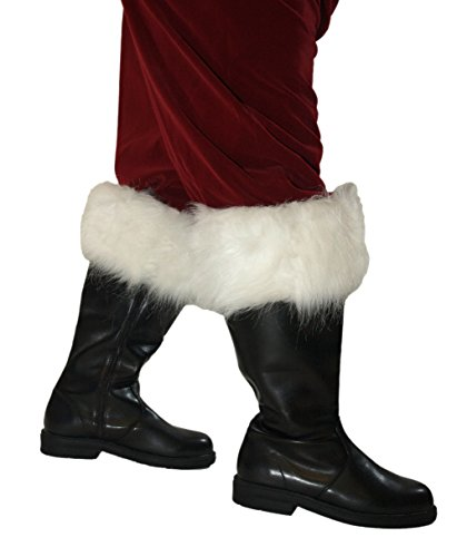 Wide Calf Professional Santa Boots (X-Large) [Apparel]