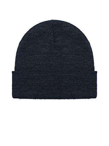 Blue Performance Knit Beanie - 5