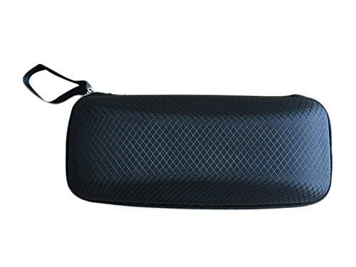 Boîte cadres hommes Peut et être lunettes pour Coque Plié Ellaao Portable Protection Eyewear de étui rigide de à Étui transport Rangement de léger Noir pour légerBoîte XqRZn7xwnA