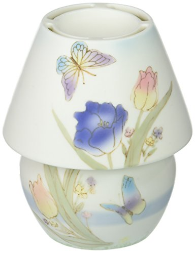 CG 8001 Decorative Butterfly & Tulip Lamp with Shade by Cg