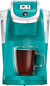 Keurig K250 Single Serve, Programmable K-Cup Pod Coffee Maker, Black from Keurig