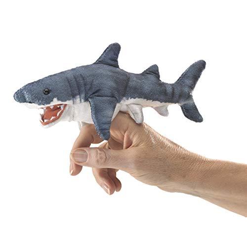 (Folkmanis Mini Shark Finger Puppet)