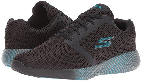 Mujer Negro Deportivas para Interior 600 Skechers para Black Run 36 Performance Spectra EU Zapatillas Go Blue wqP00pnHY
