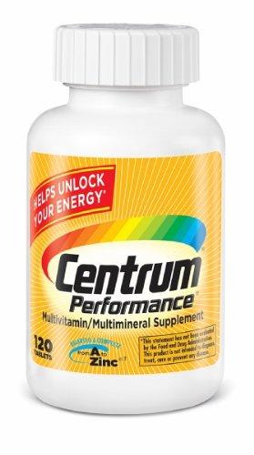 Centrum Performance, 120-Count Bottle