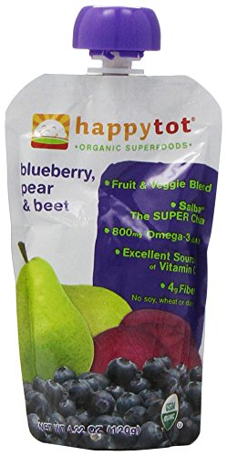 Buy Happy Baby HappyTot Superfoods Stage 4 Organic Toddler