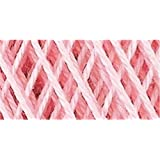 Coats Crochet South Maid Crochet, Cotton Thread Size 10, Orchid Pink
