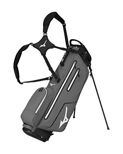 Mizuno K1-LO Stand Bag, Black/Charcoal ()