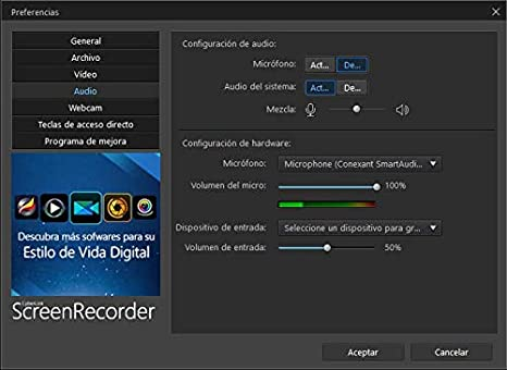 CyberLink Screen Recorder 4 | PC | Código de activación PC enviado por email: Amazon.es: Software